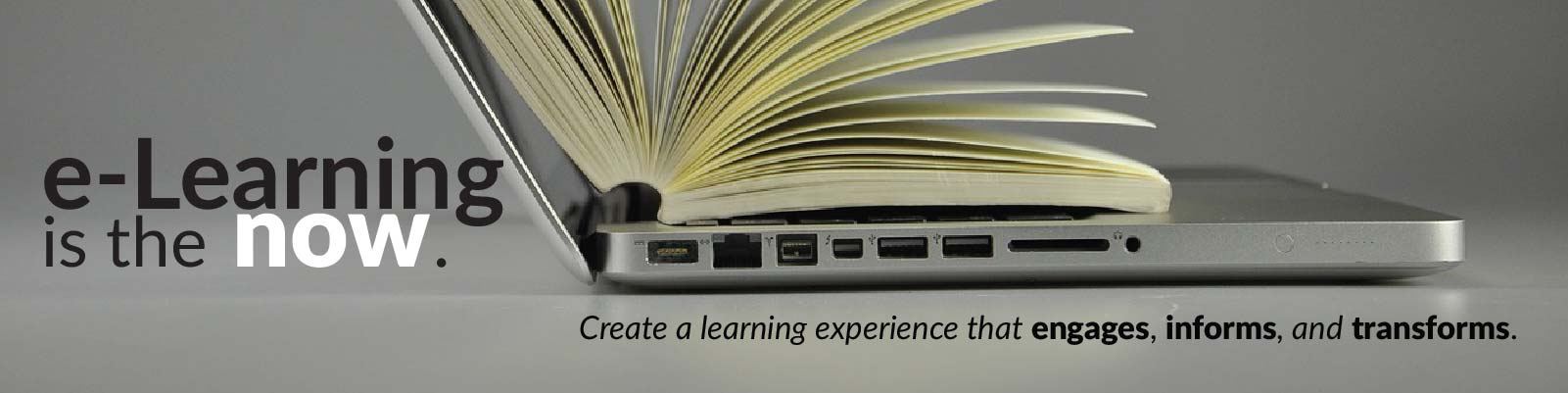 CATMEDIA e-Learning Solutions E-Learning is the now