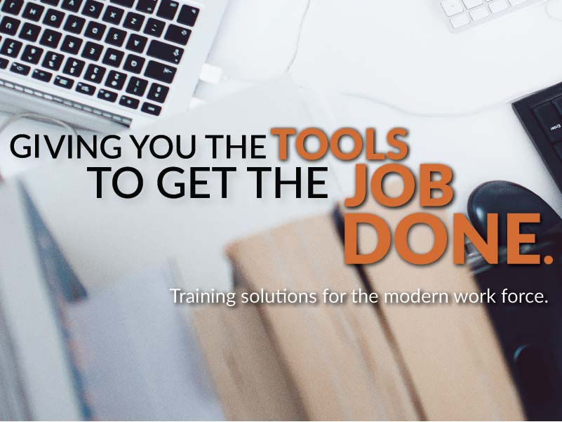 CATMEDIA Training Solutions tools to get the job done