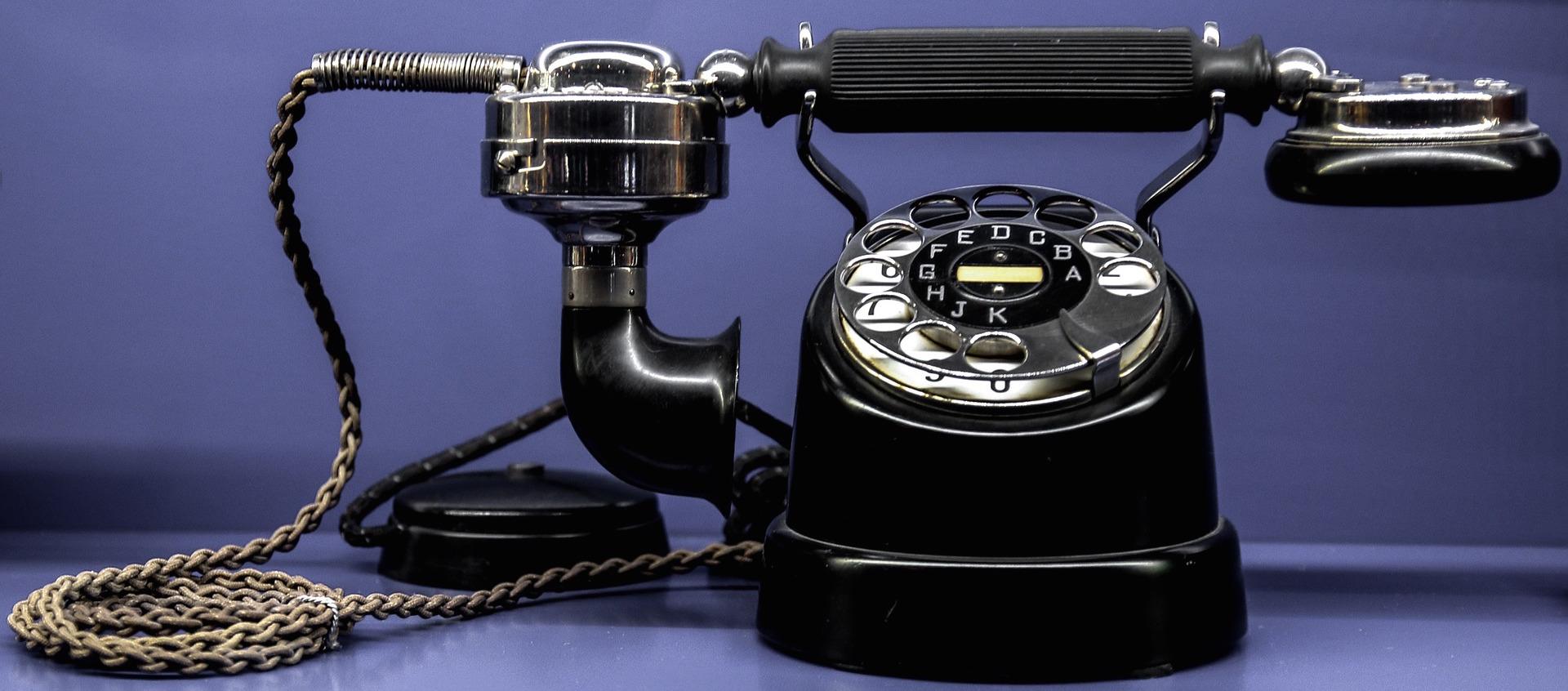 CATMEDIA Marketing and Advertising Rotary Phone