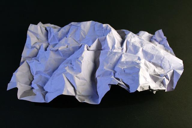 CATMEDIA Crumpled Paper