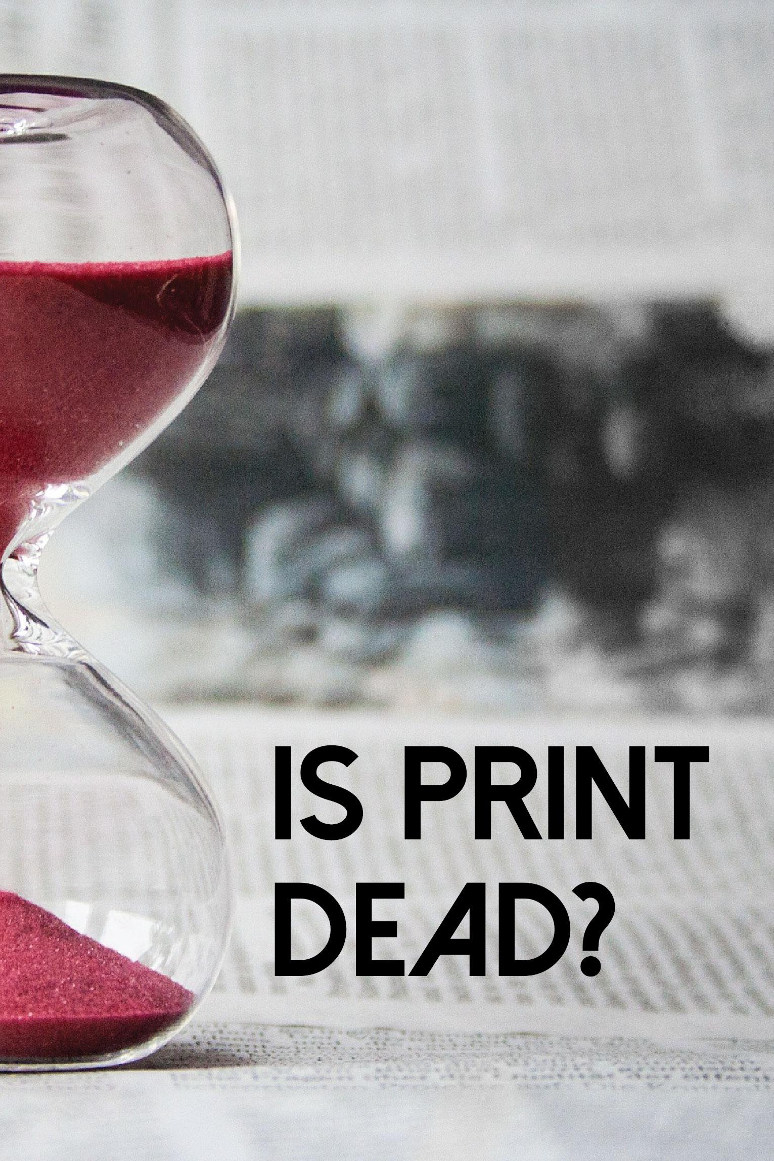Is Print Dead-pinterest