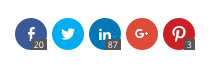 Social Sharing Buttons- CATMEDIA