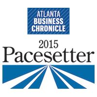 2015 Atlanta Pacesetter Award Logo