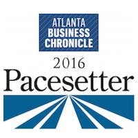 2016 Atlanta Business Chronicle Pacesetter Award