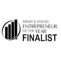 Ernst and Young Entrepeneur of the Year 2016 Finalist logo