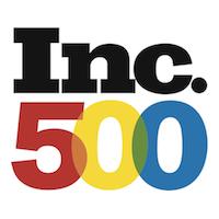 Inc 500 Awards Logo