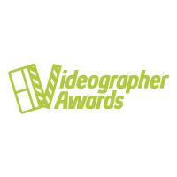 Videographer award logo
