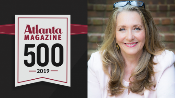 CATMEDIA Founder and CEO, Catherine Downey, is listed as Atlanta's Top 500 CEOs